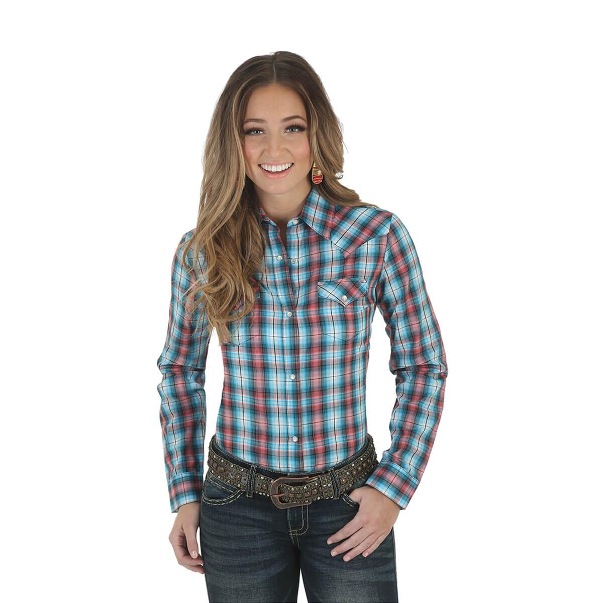 Women's Wrangler® Western Fashion Shirt