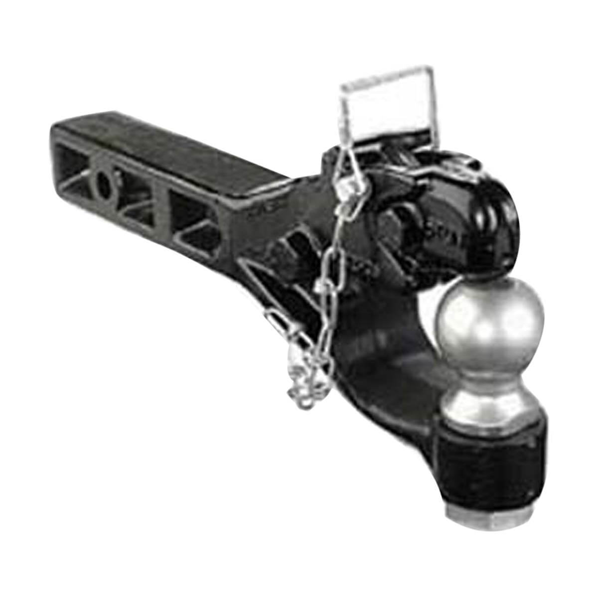 Pintle Combination Hitch 1-pc