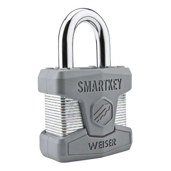 Weiser Short -inSmartkey-in Padlock - 9GPL0260-001