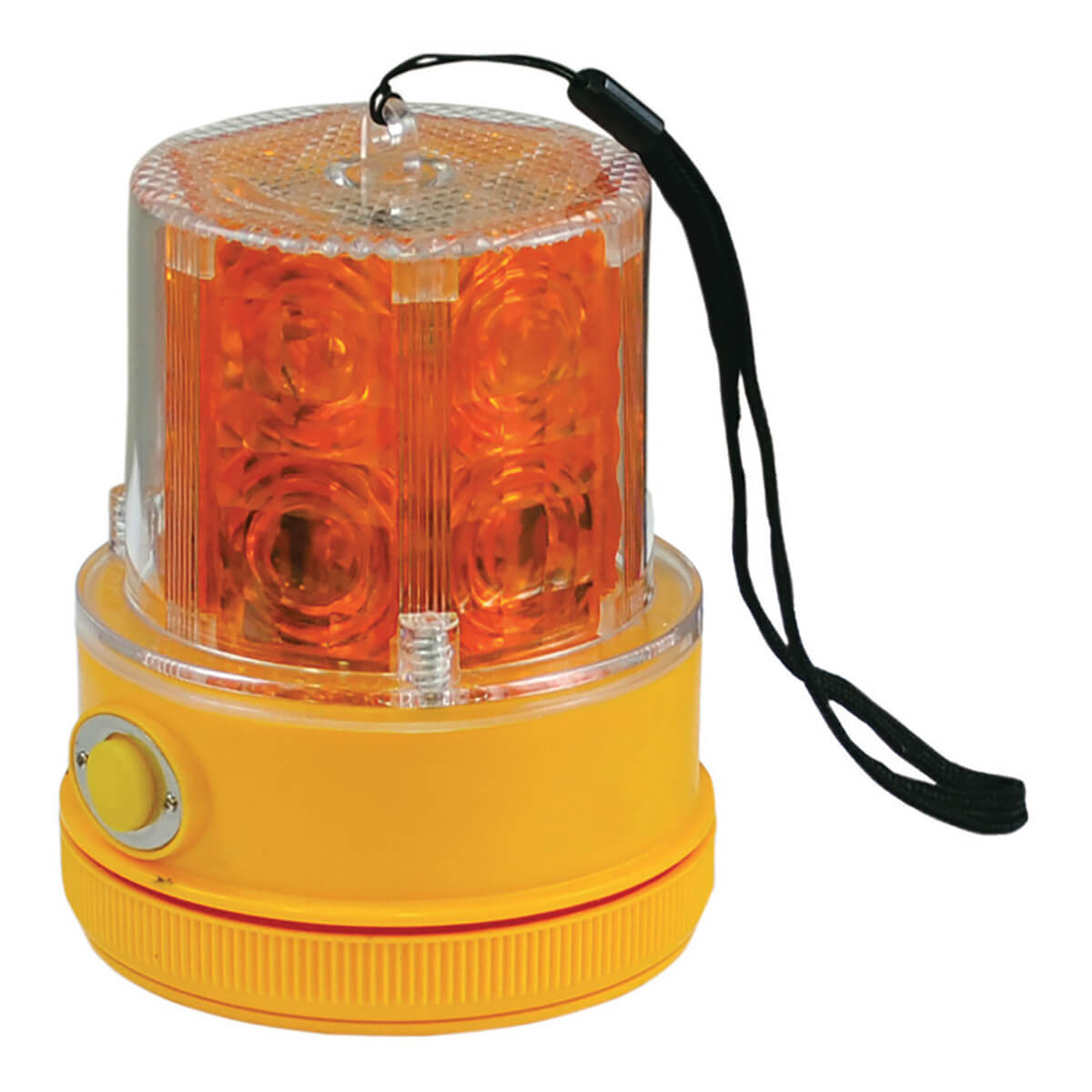LED Safety Beacon Battery Operated