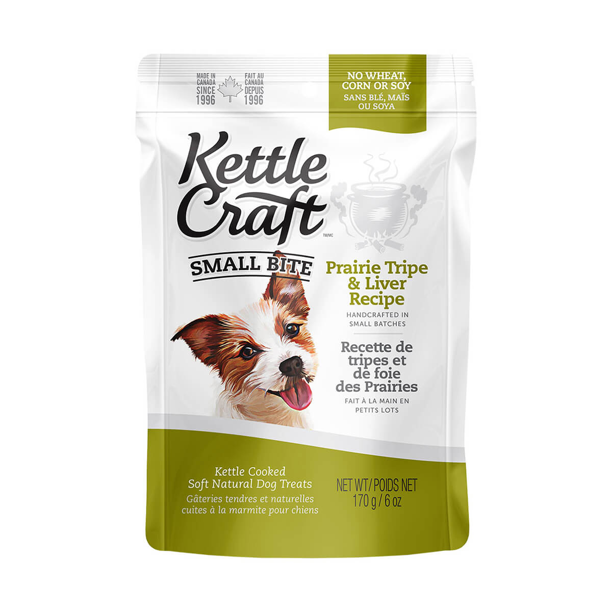Kettle Craft Small Liver Dog Treats - 170 g