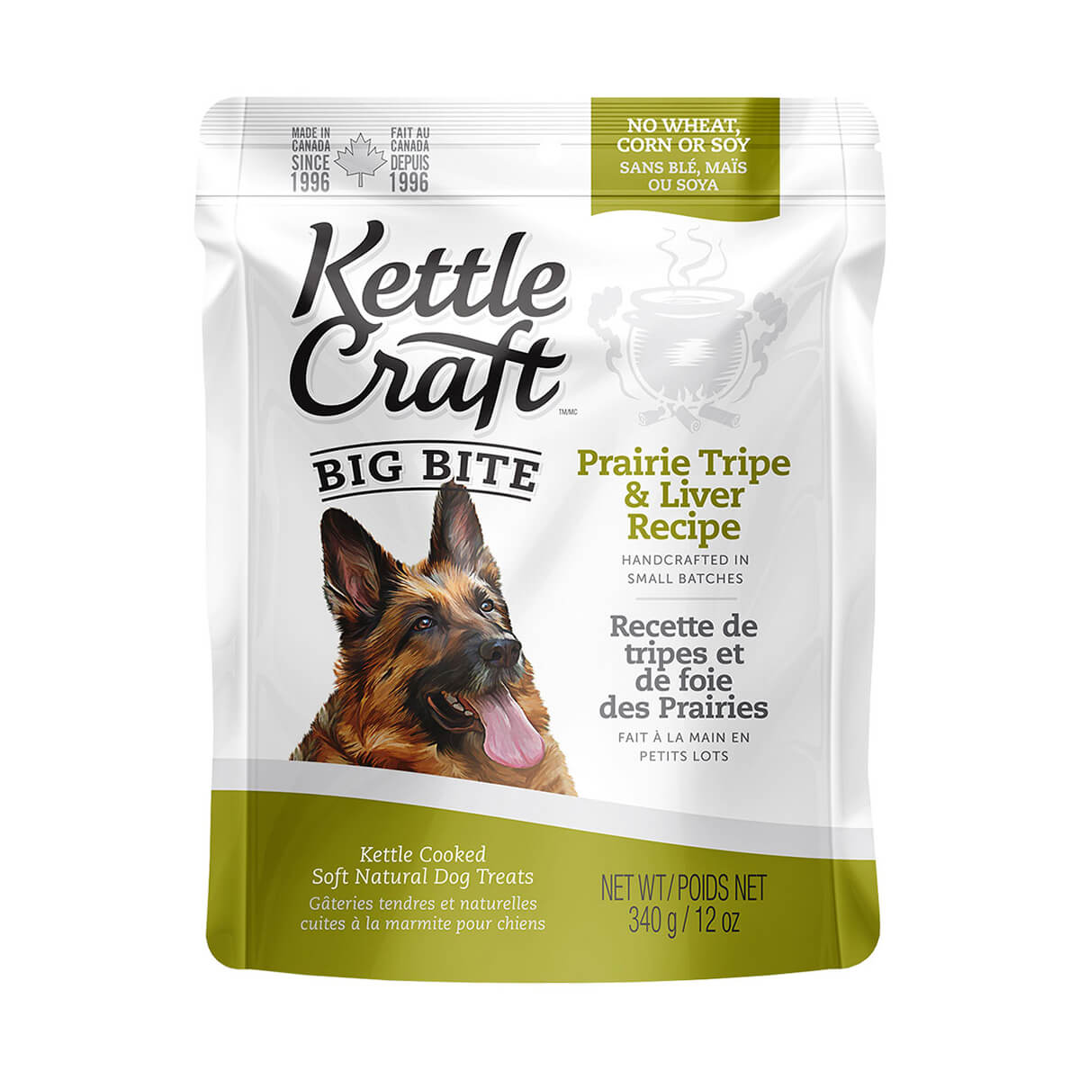 Kettle Craft Large Liver Dog Treats - 340 g