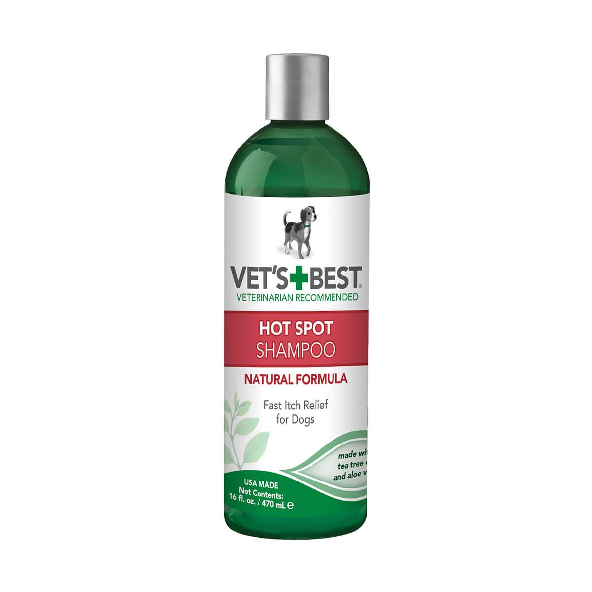 Vet's Best Hot Spot Shampoo for Dogs - 16oz