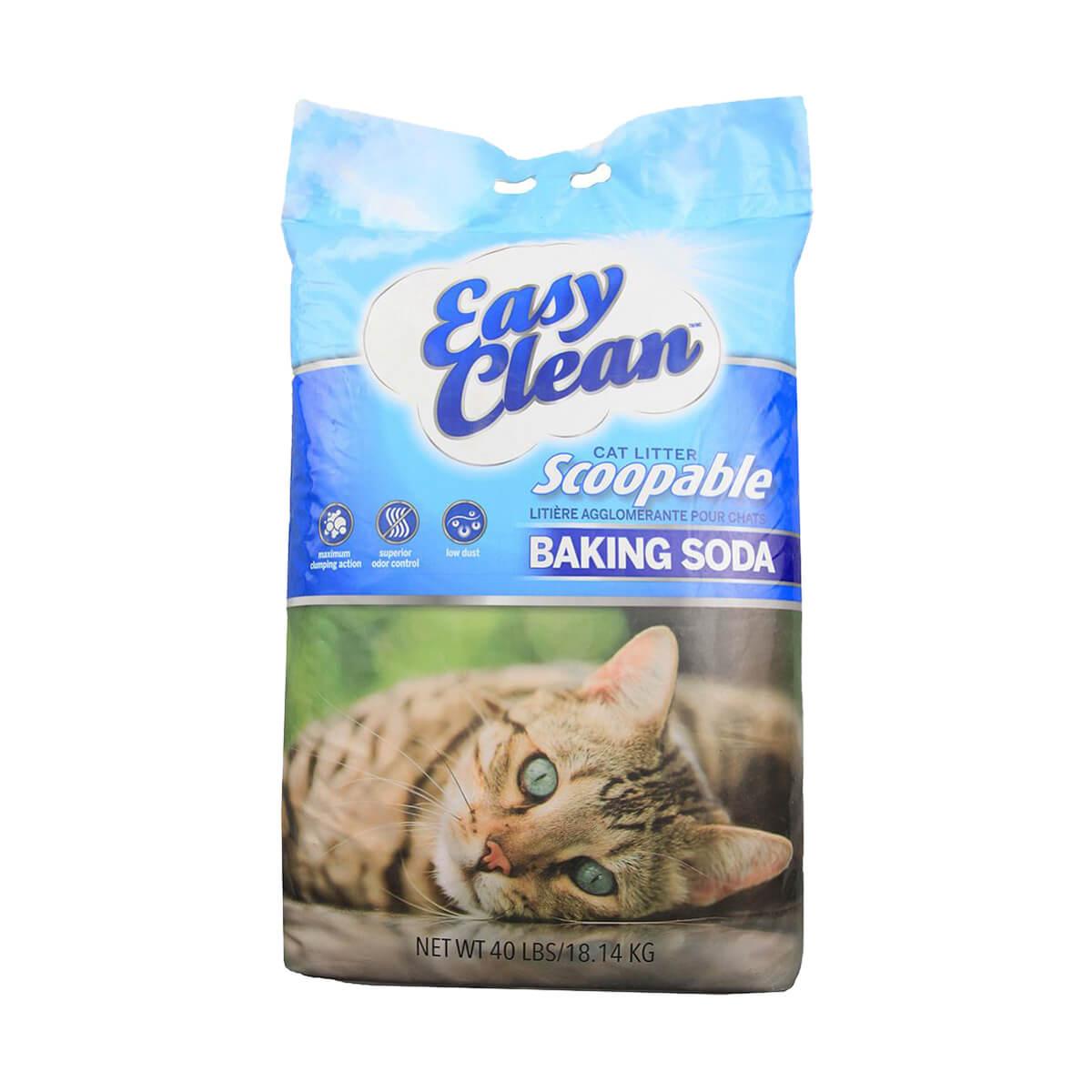 Clumping Cat Litter - Unscented - 40 lb