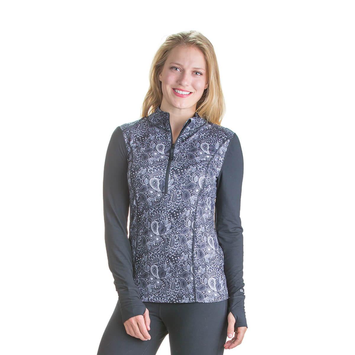 Women's 1/4 Zip Baselayer