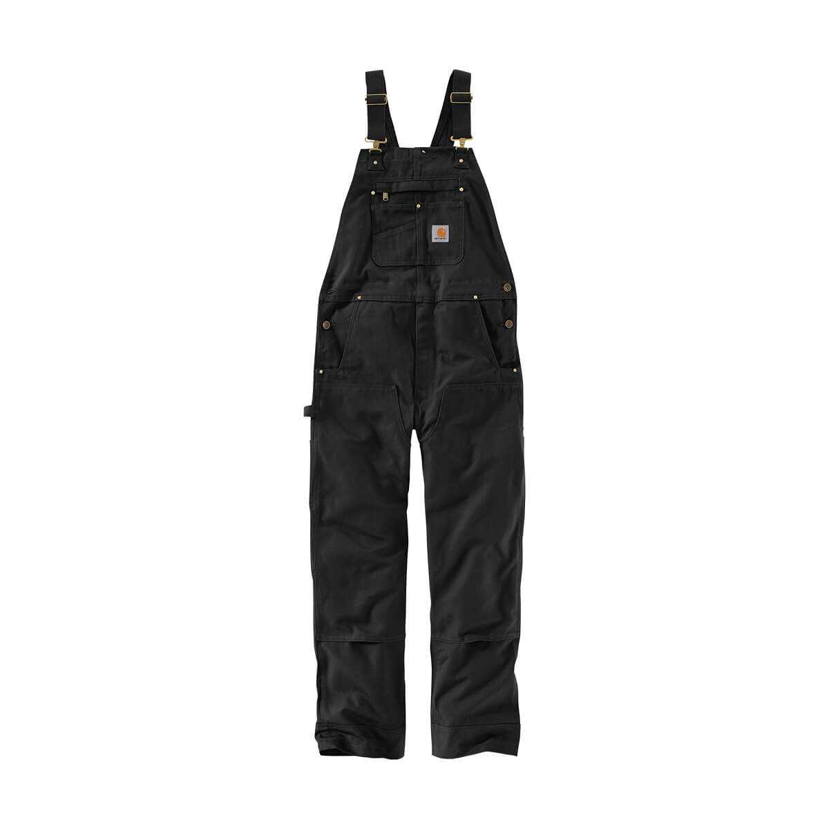 Men's Carhartt Unlined Duck Bib Overalls