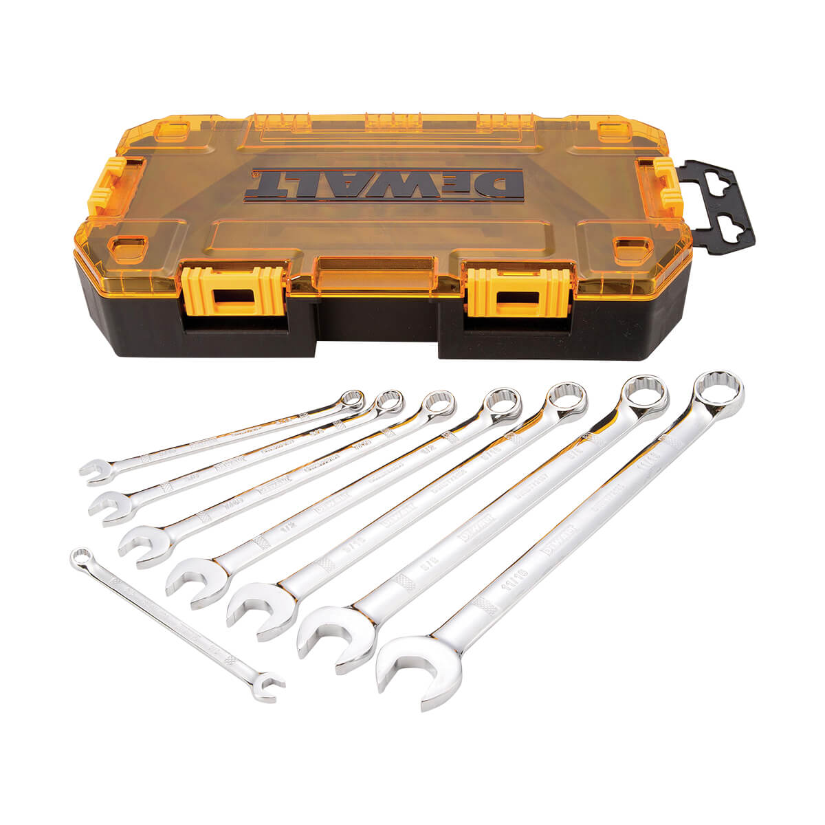 Combination Wrench Set - Imperial - 8 Piece