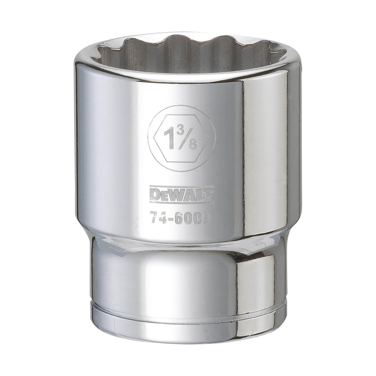 "DEWALT® 12-Point Socket - 3/4"" Drive - Imperial"