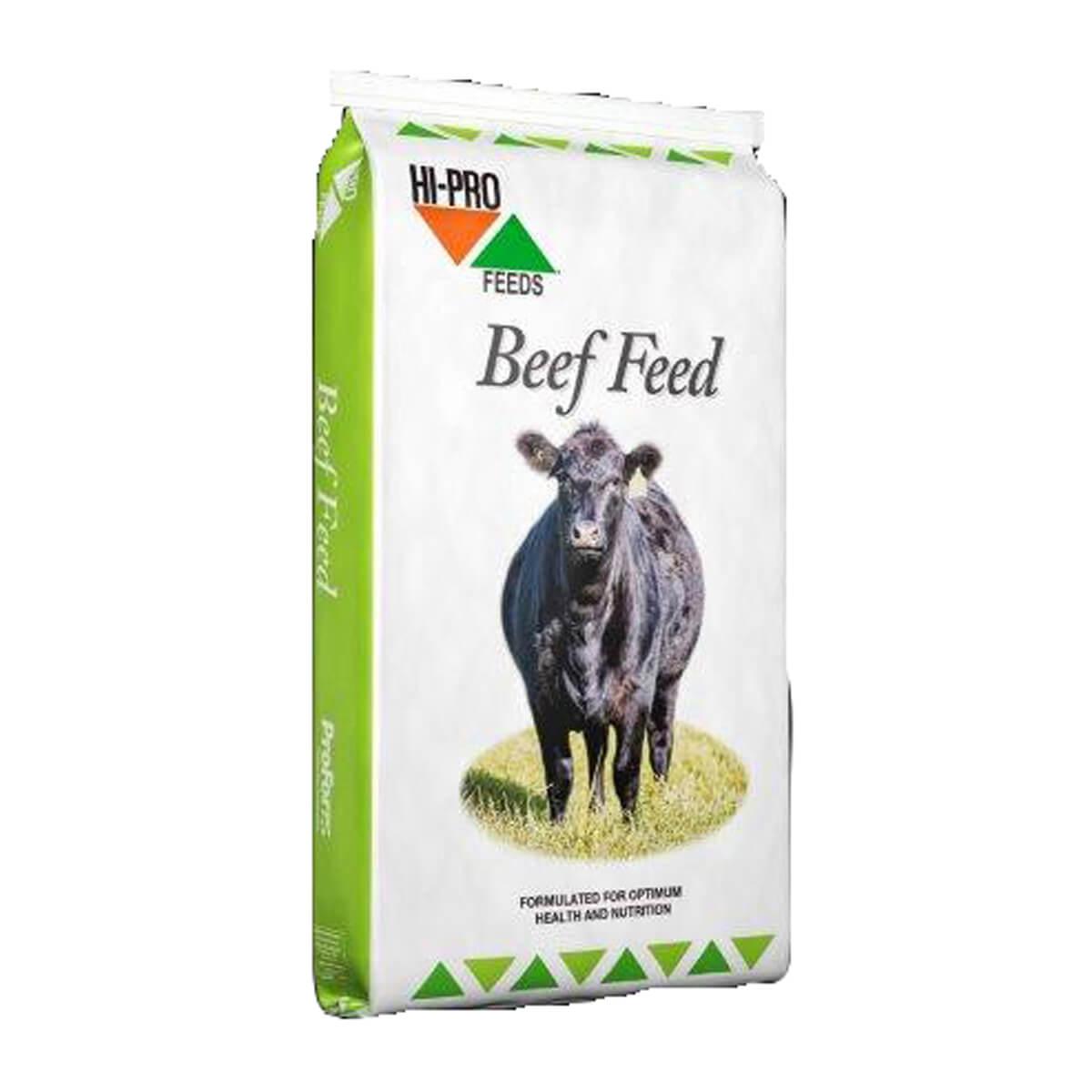 HiPro 30% Medicated Beef Supplement - 20 kg