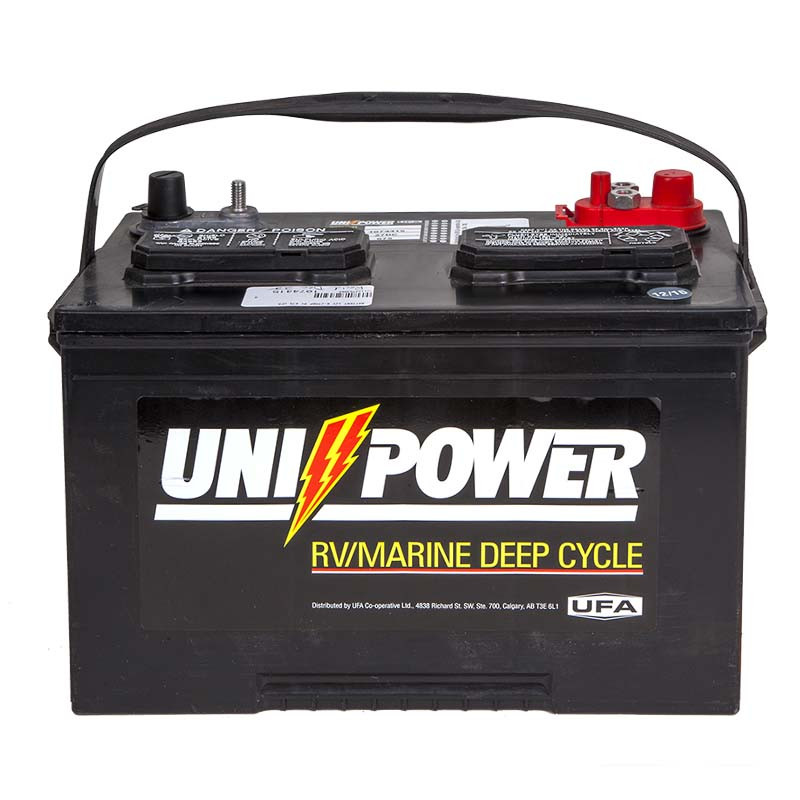 Uni-Power Deep Cycle Battery - 8-27MBP