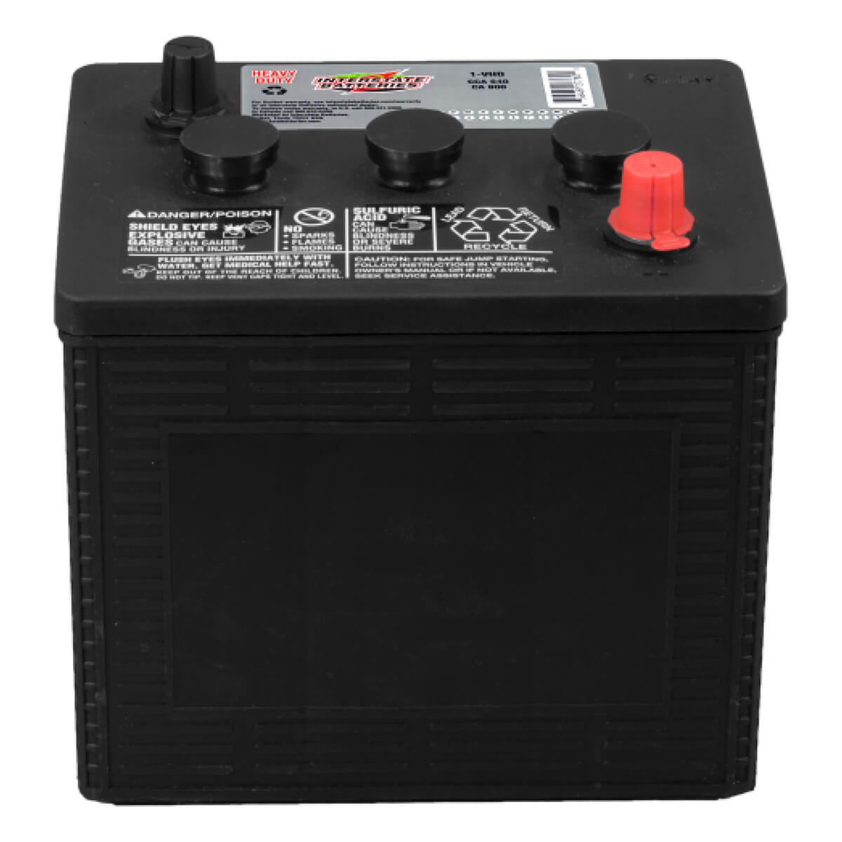 Interstate Commercial 6 Volt Battery - 1-VHD