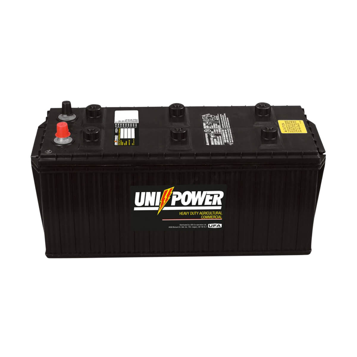 Uni-Power Heavy Duty 12 Volt Battery - 7-4DP