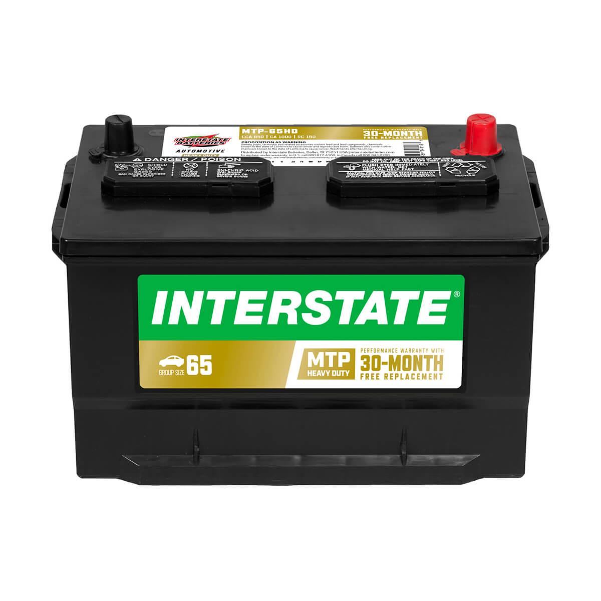 Interstate Auto/Truck/SUV Battery - MTP-65HD