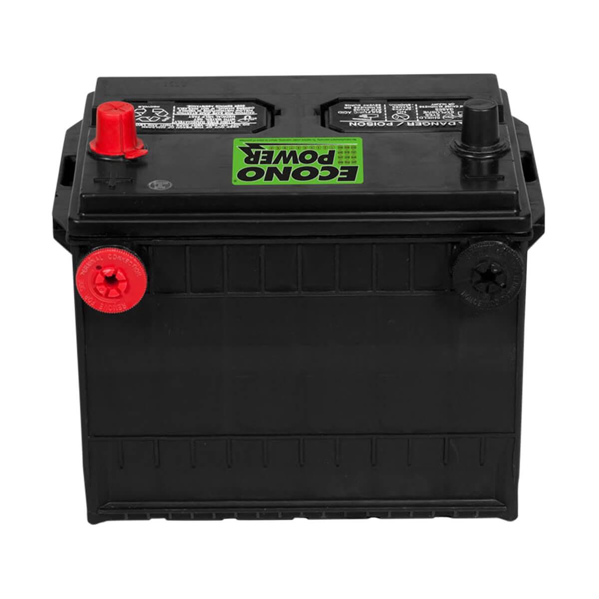 Dual Terminal Economy/Utility 12 Volt Battery - 40-75DT