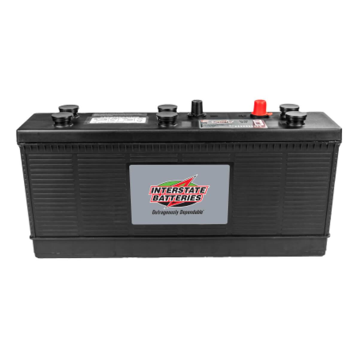 Interstate Commercial 12 Volt Battery - 3ET-VHD