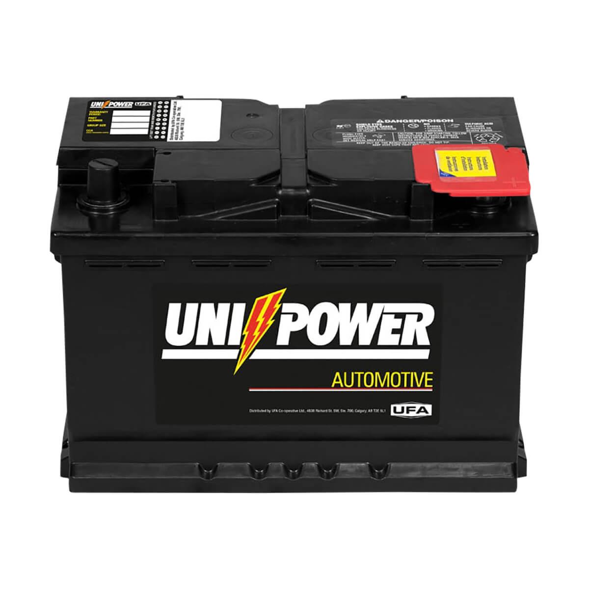Uni-Power Auto/Truck/SUV Battery - 65-H6