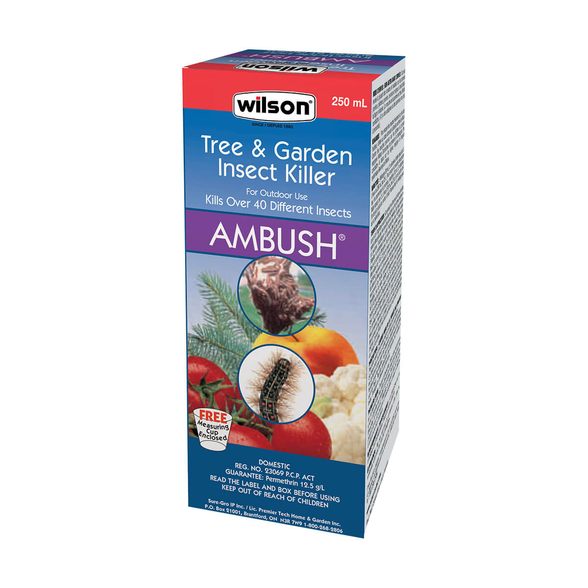AMBUSH Tree & Garden Insect Killer - 250 ml