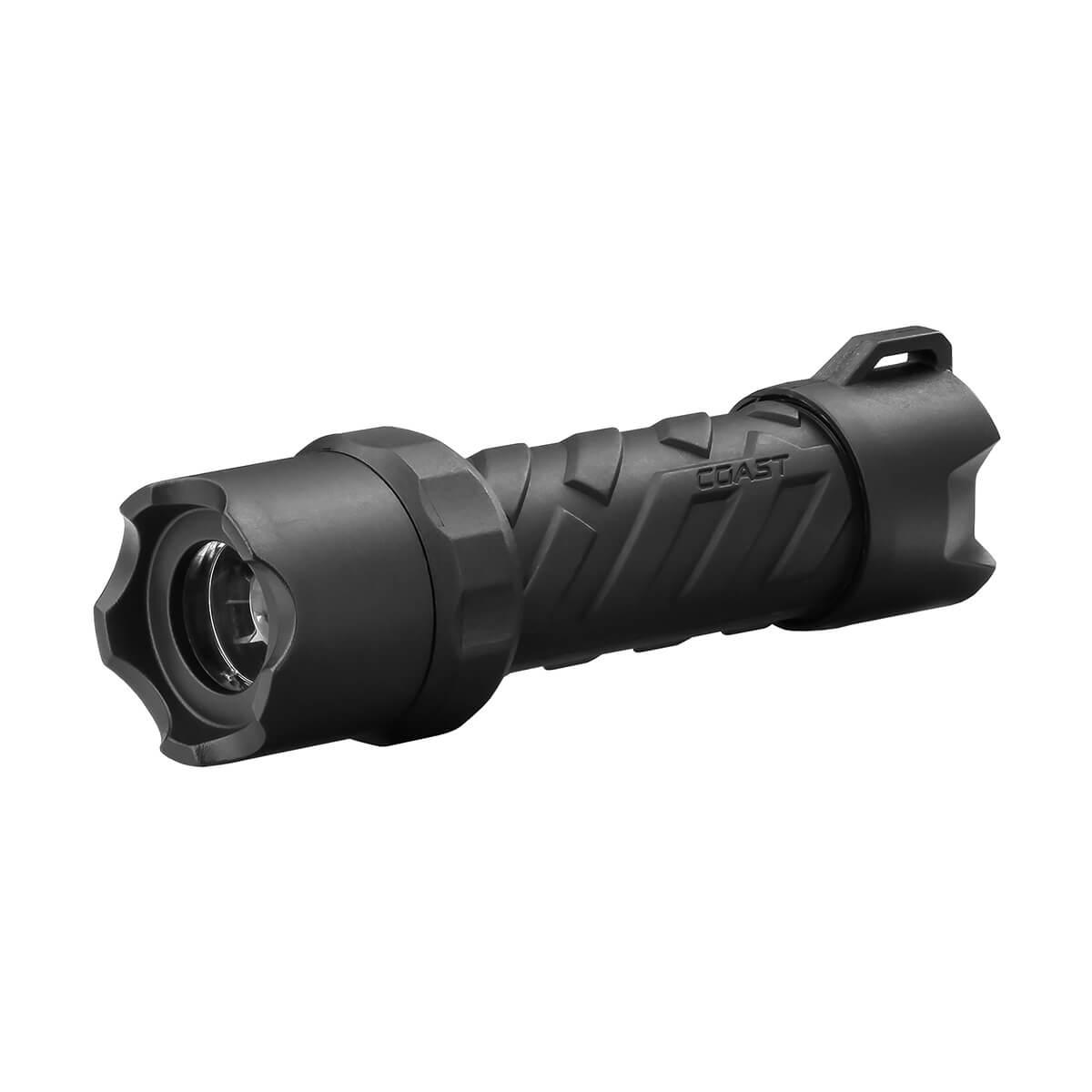 Coast 320-Lumen Flashlight (Battery Included)