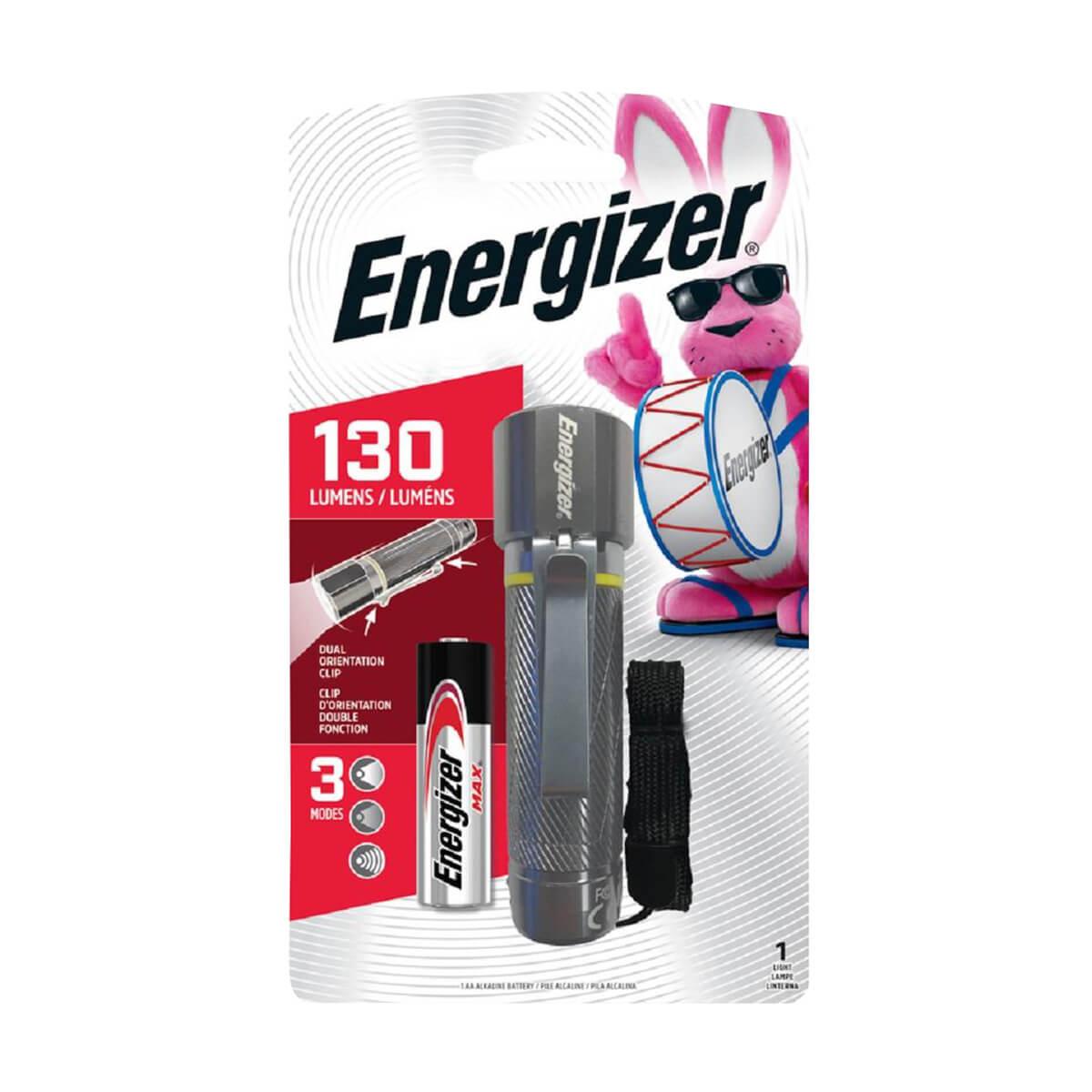 Flashlight - Energizer - Small - 130 lu