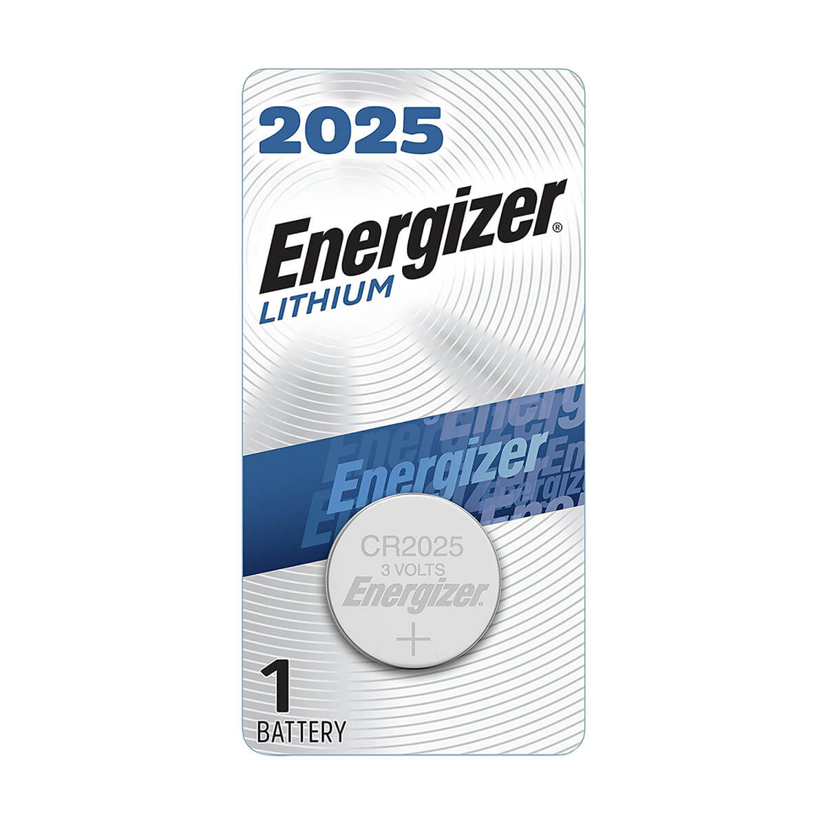 Coin Battery - Energizer Lithium - 2025