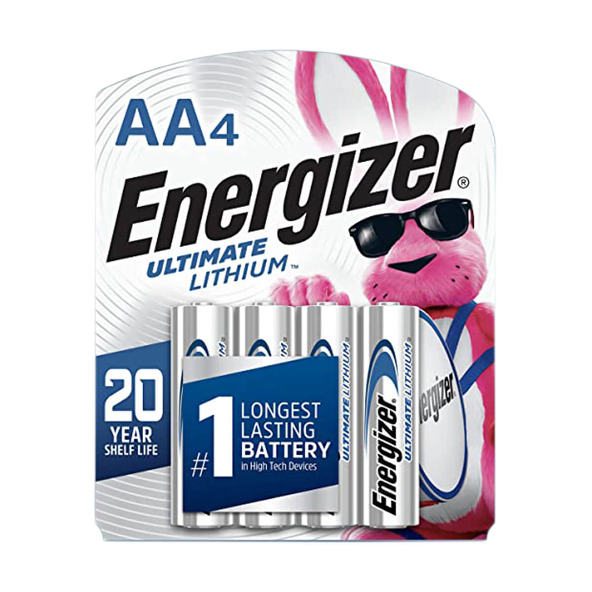 AA Energizer Batteries