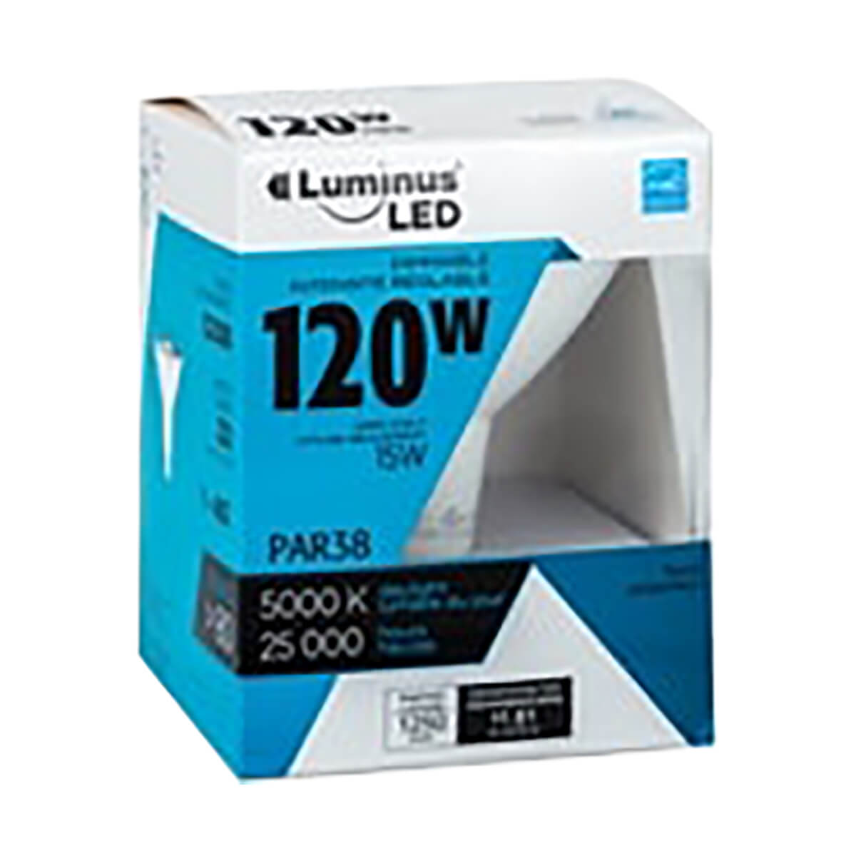Luminus LED Bulb PAR38 - Dimmable - Day Light - 17W