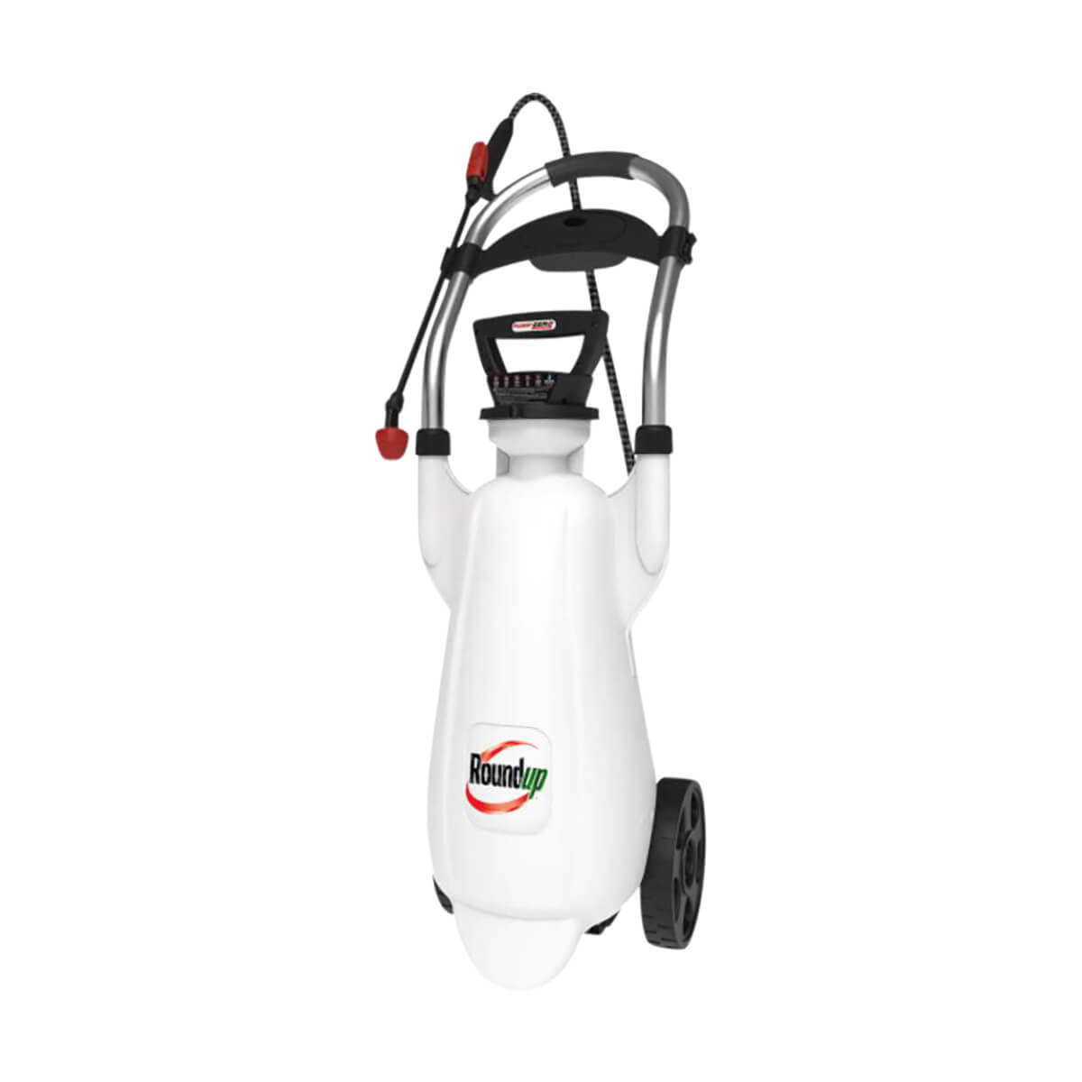 Roundup Battery Wheeled Cart Sprayer - 3 gal