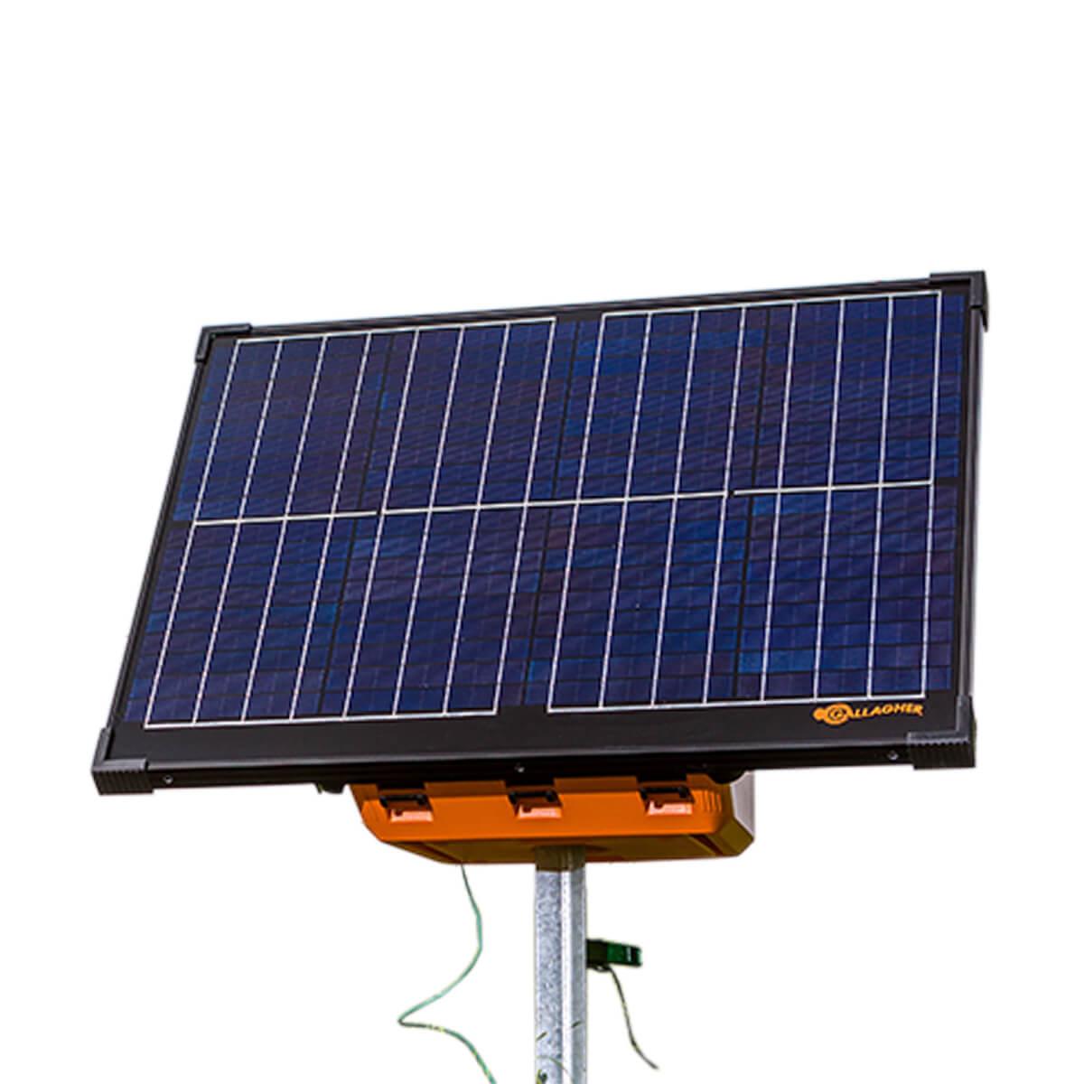 Gallagher - Solar Fence Energizer - S400
