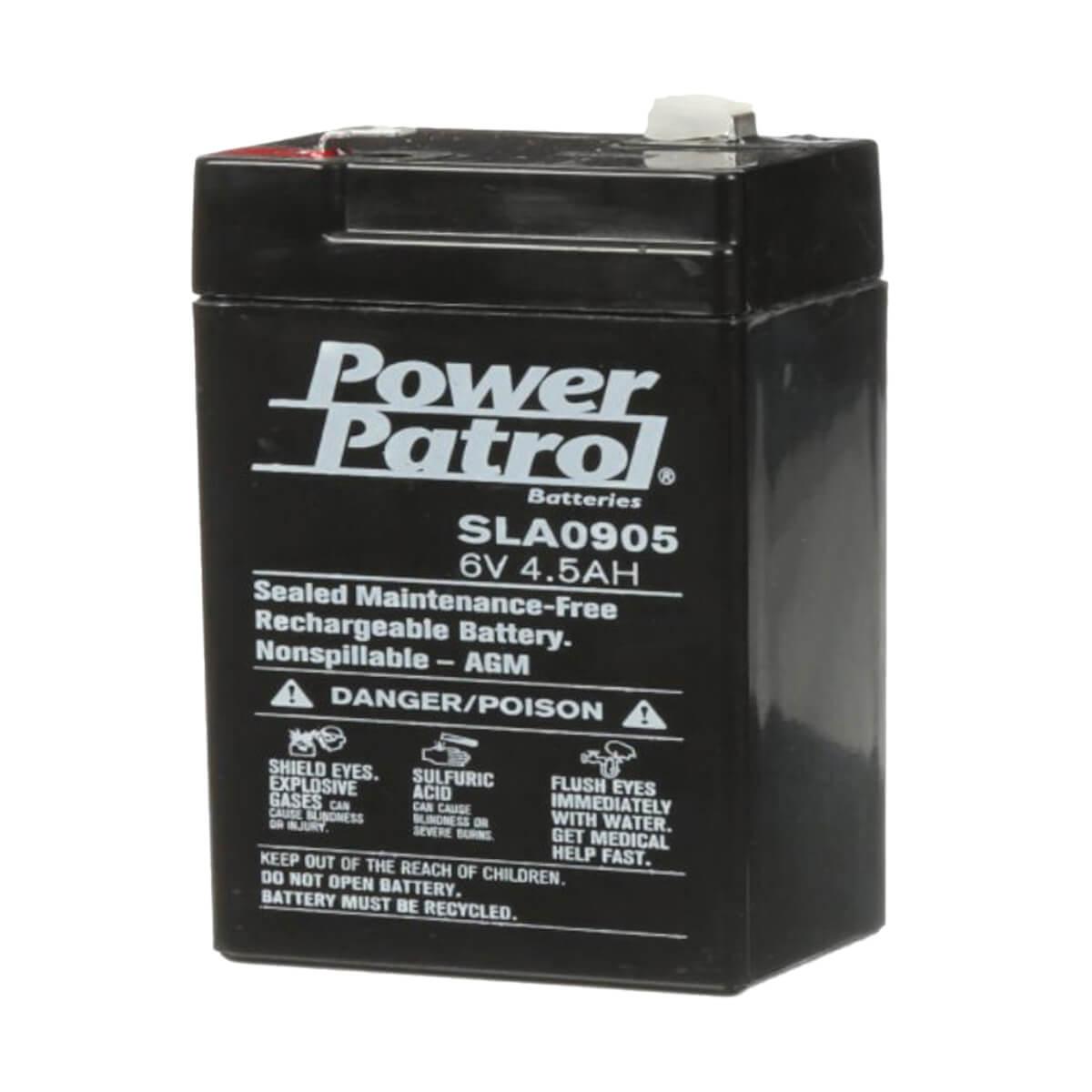 Gallagher - Battery - 6 V - 4AH