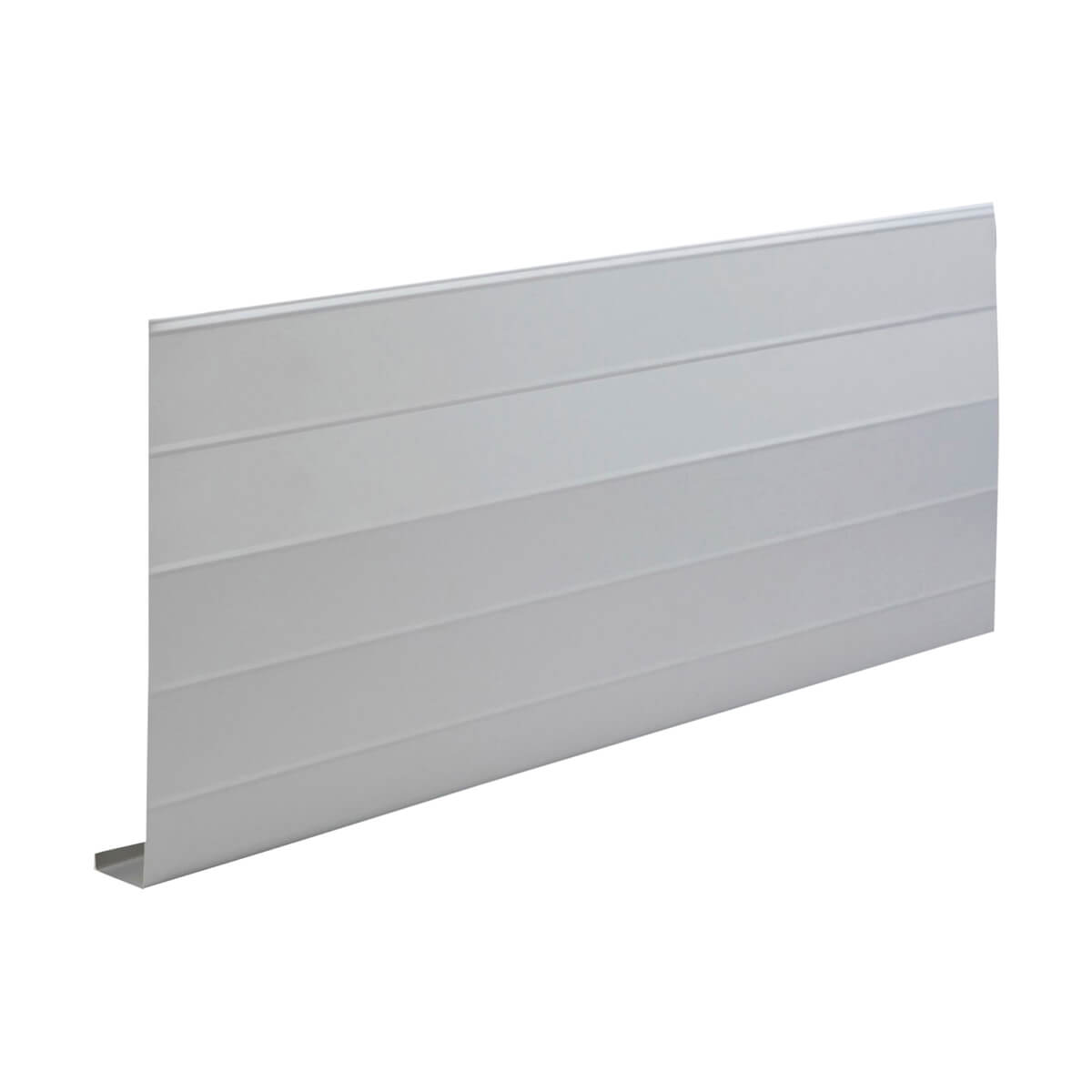 Kaycan Insulated Steel Starter Strip - 10-ft - Natural Finish