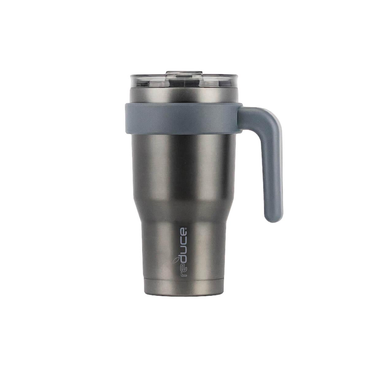 Mug - Hot1 - Vacuum Insulated- 20 oz - Charcoal