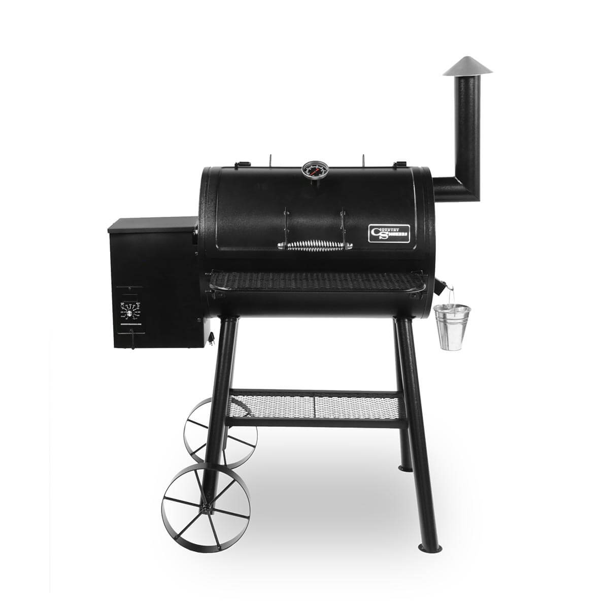 Country Smokers Voyager Pellet Grill
