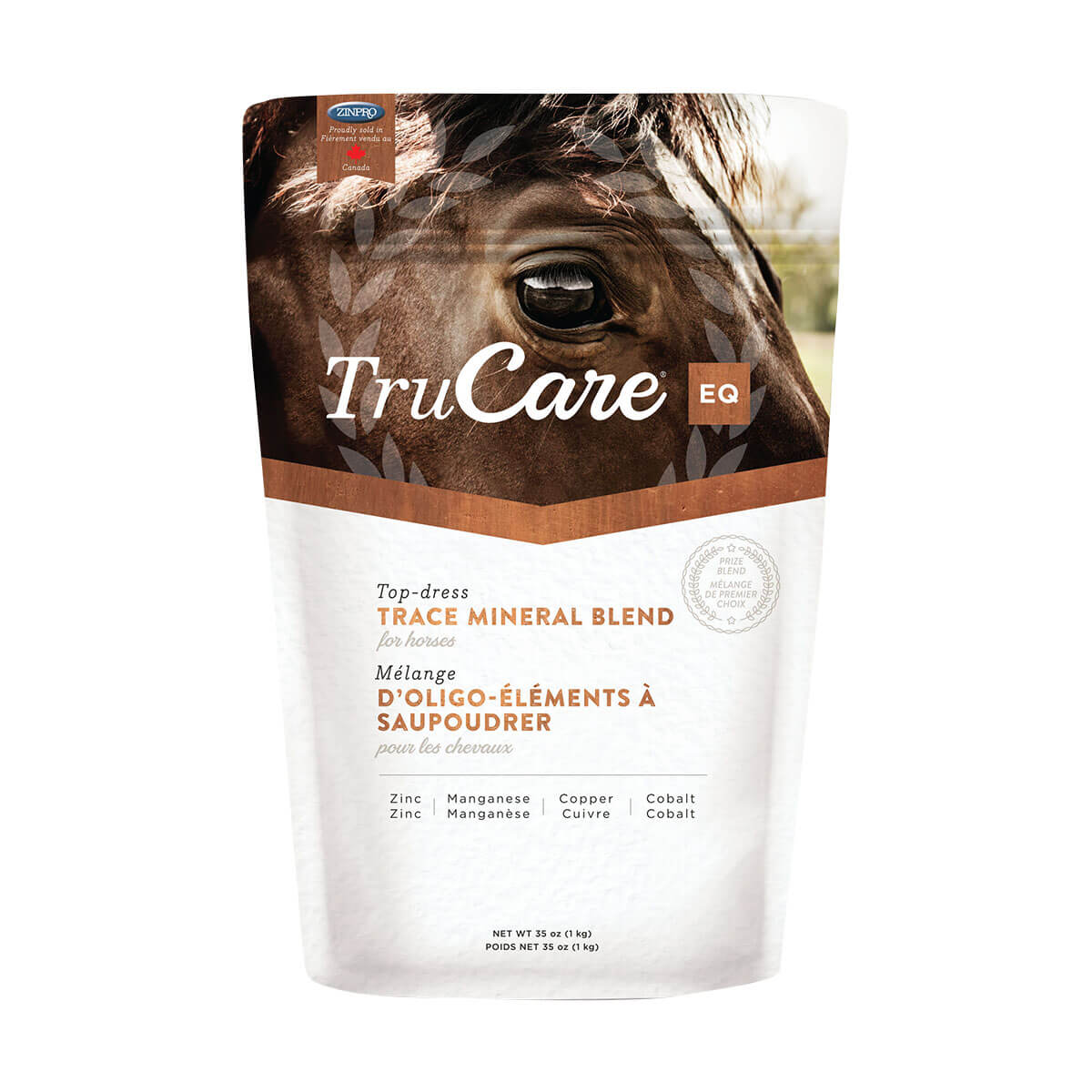 TruCare EQ - Trace Mineral Blend for Horses - 1 kg