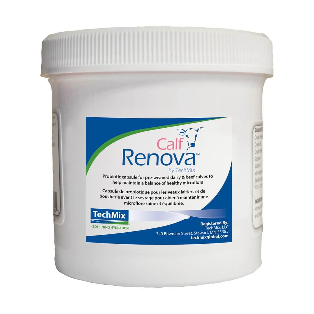 Calf Renova - Prebiotic Capsules - 12 Pack