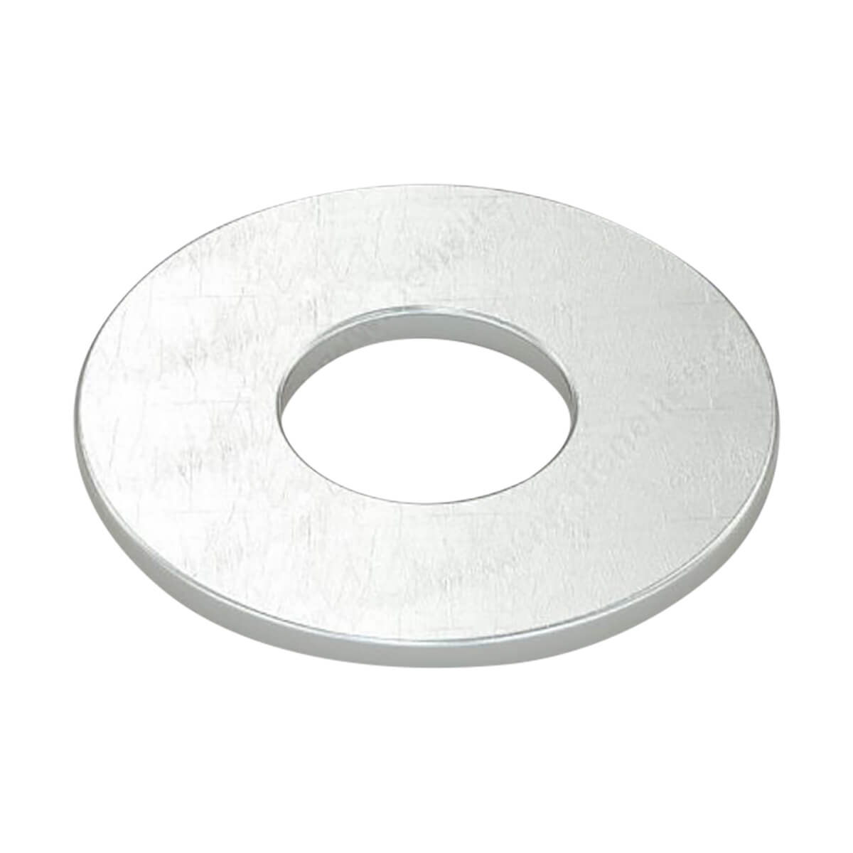 Washer - Flat - 3/8-in - 2400 Pieces