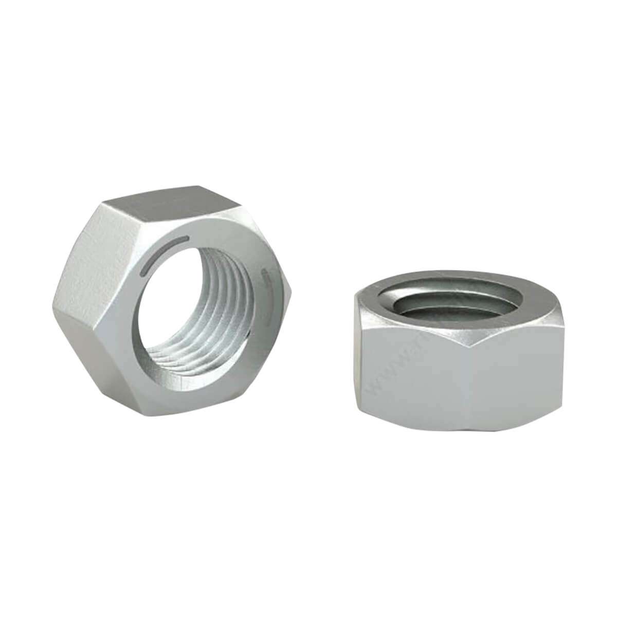 Hex Nut - 3/8-in - 2500 Pieces