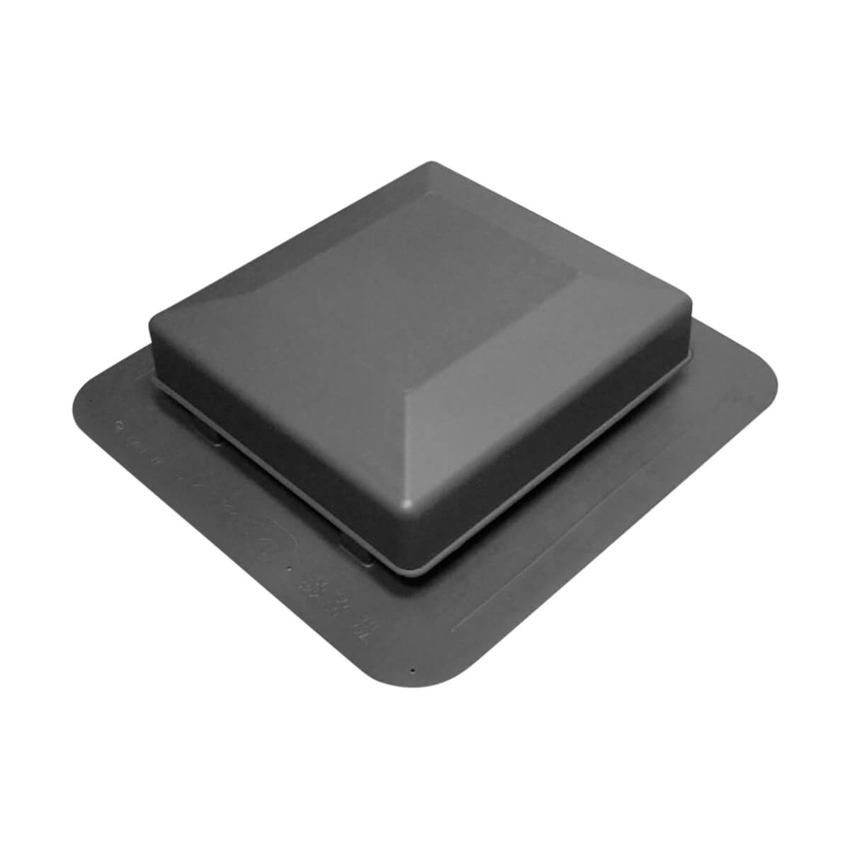 "Roof Vent - Black - 60"" - 6 Pack"