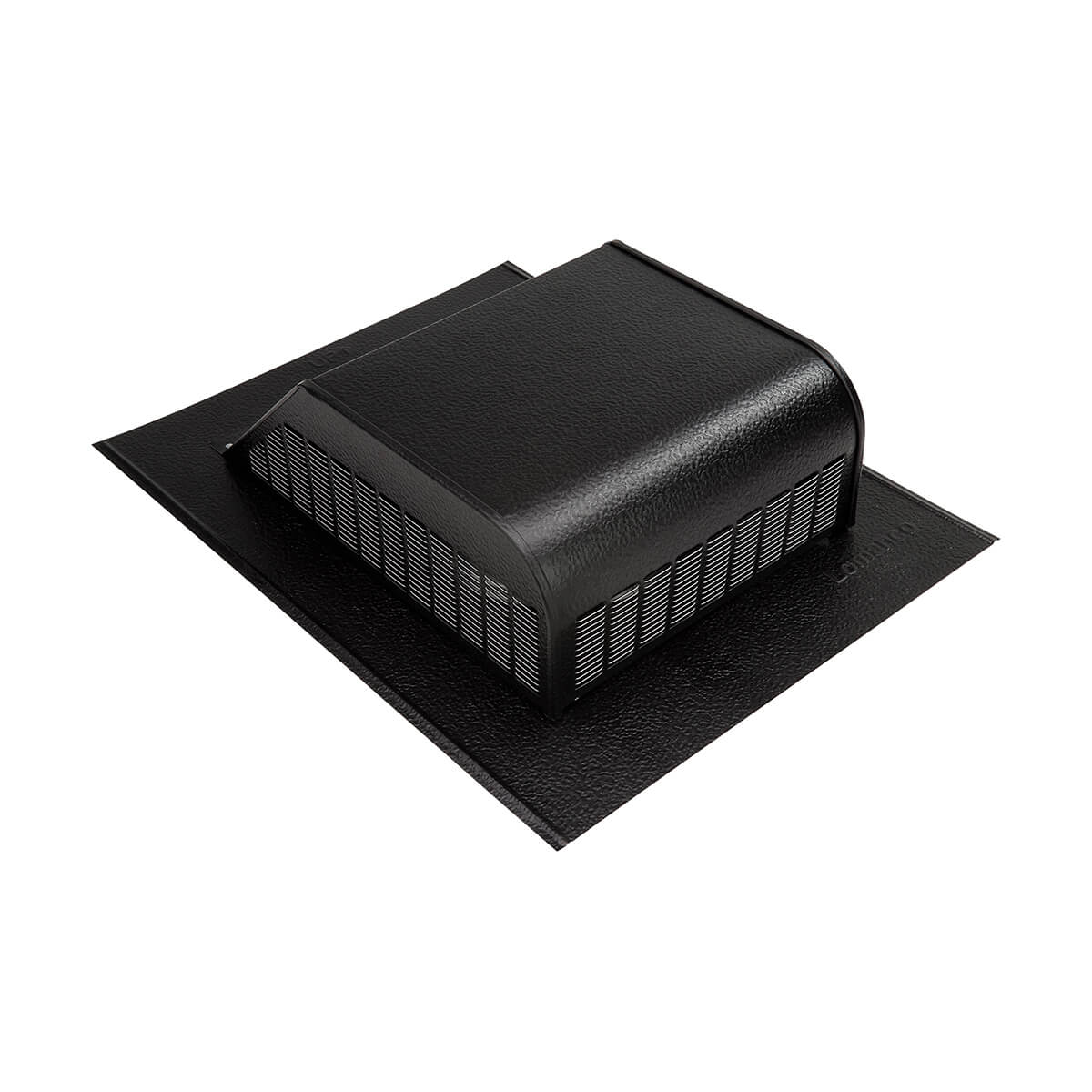 Black Roof Louver - 50""