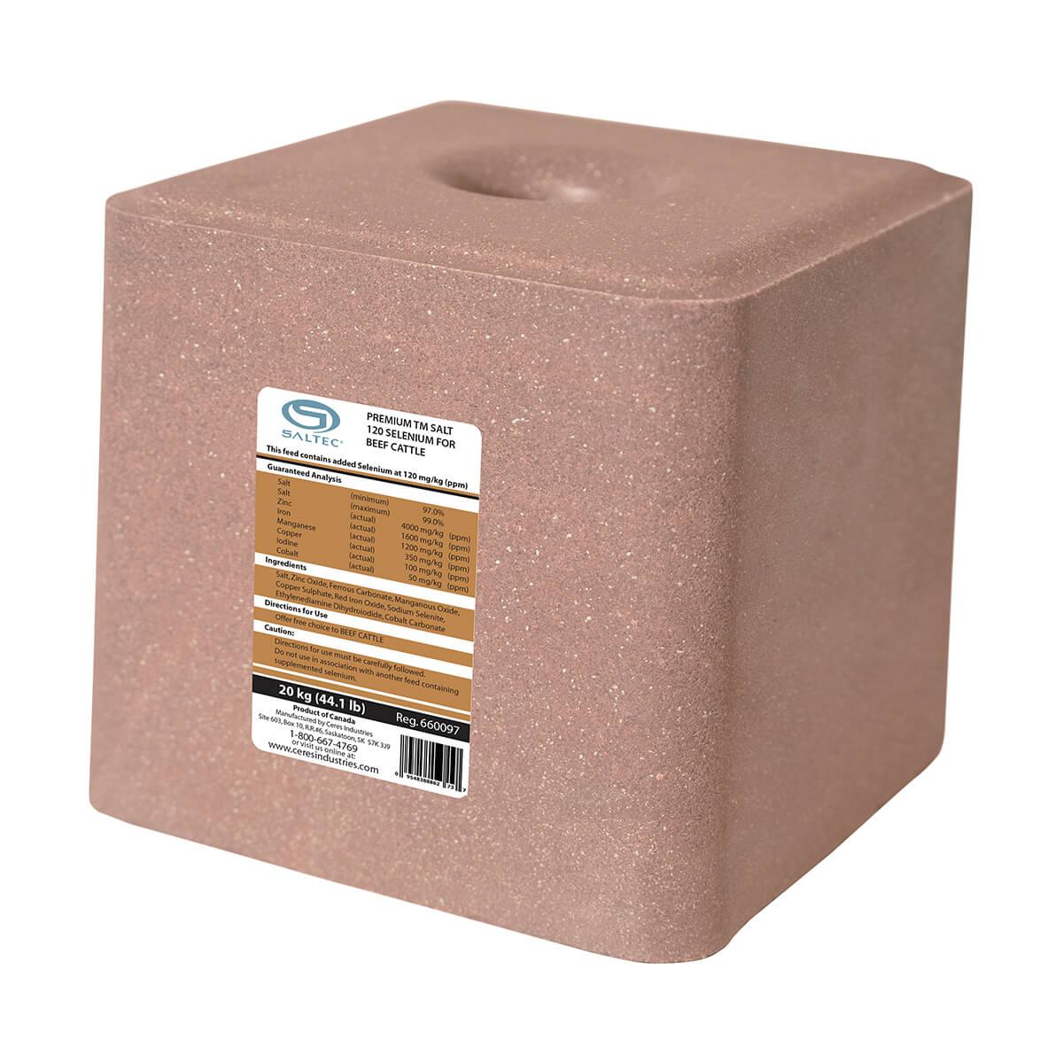 Premium TM 120 Salt - 20 kg
