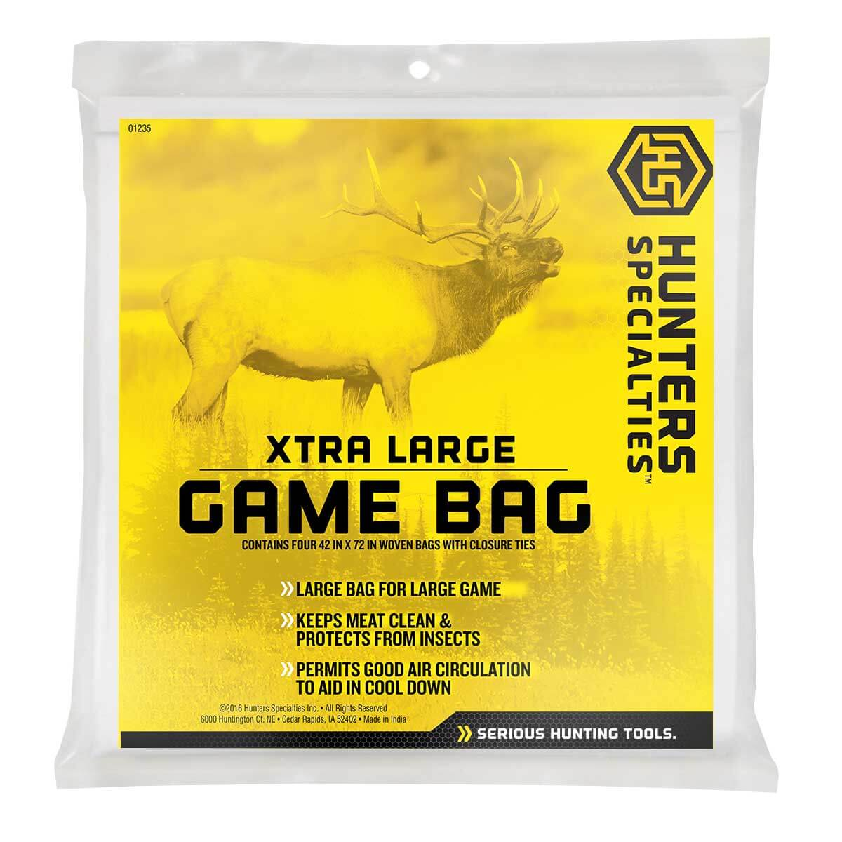 Hunters Specialities Xtra Large Game Bag