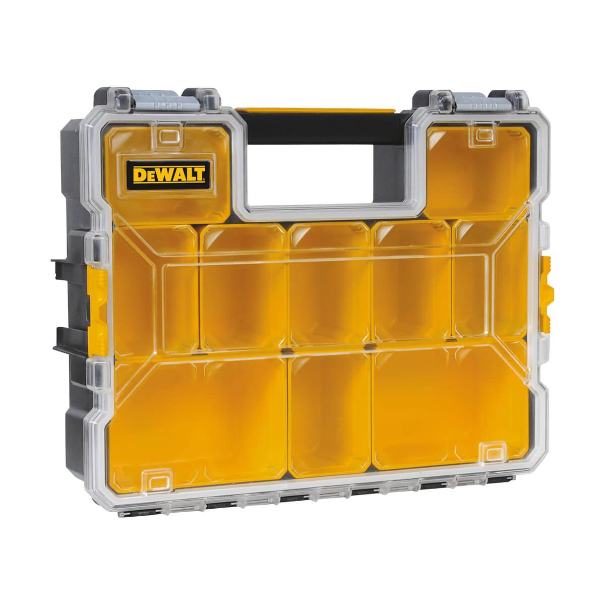DEWALT 10-Compartment Deep Organizer