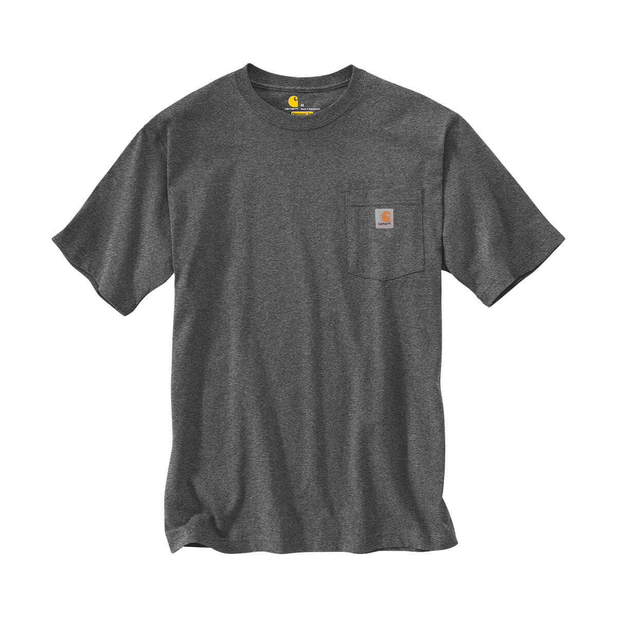 Short Sleeve Pocket Work T-Shirt