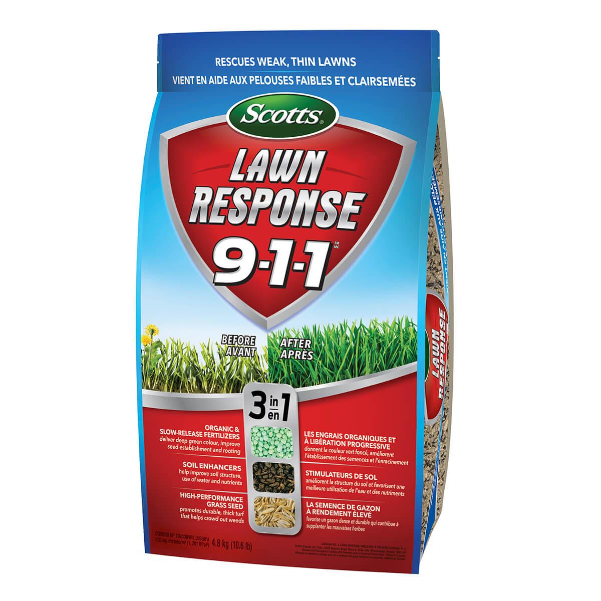 Scotts Lawn Response 911 - 4.8 kg