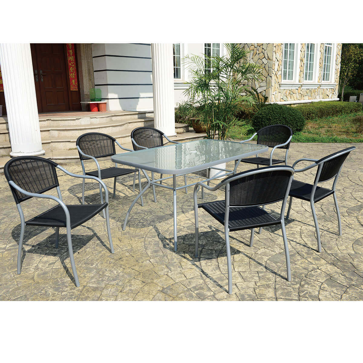 Patio Table - Rectangle - 35-in x 55-in