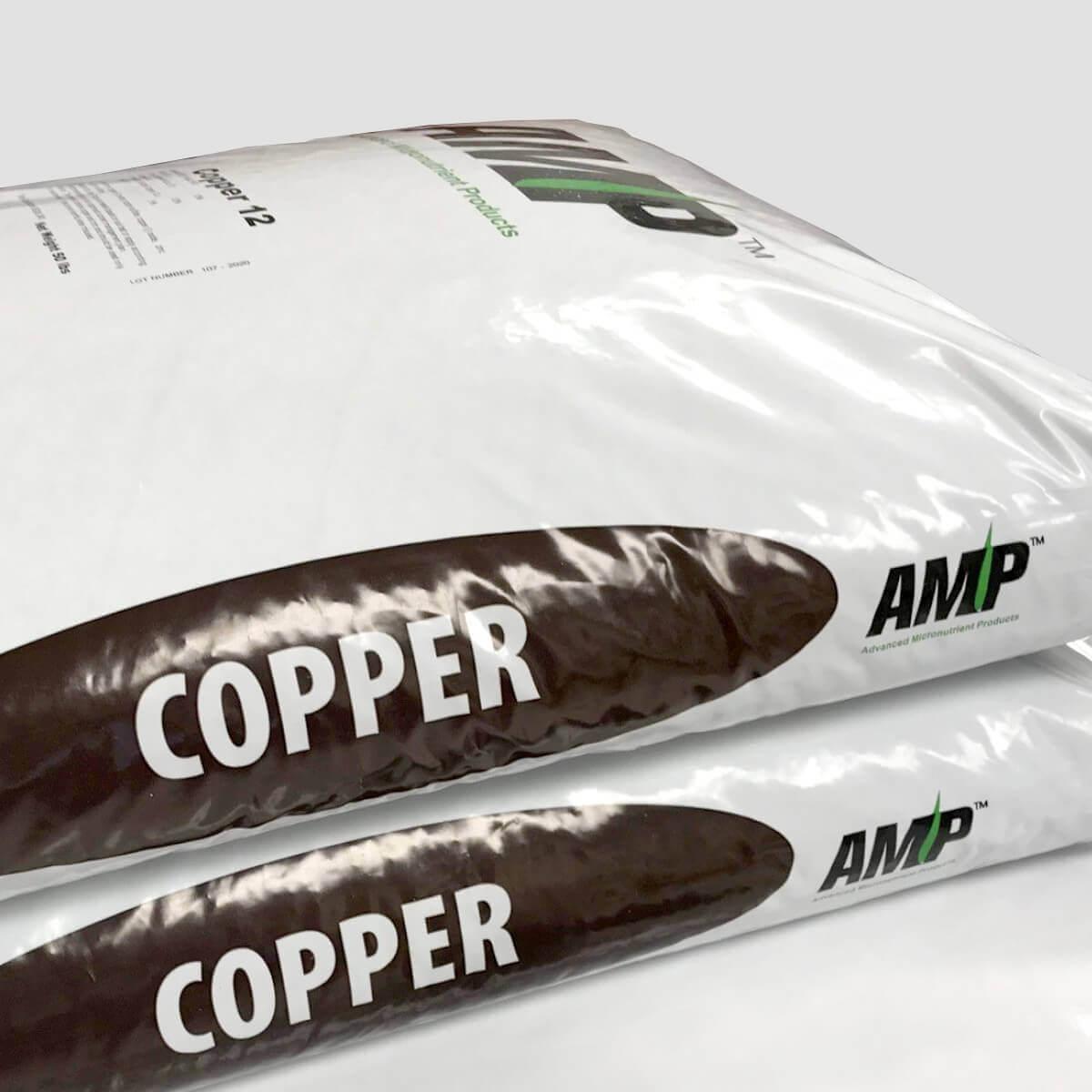 Copper 12 - 22.75 kg