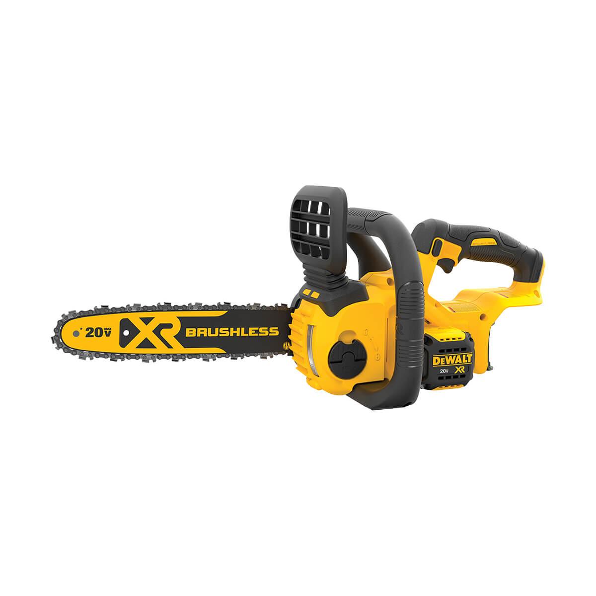 DeWalt 20V Max Brushless Chainsaw - 12 in