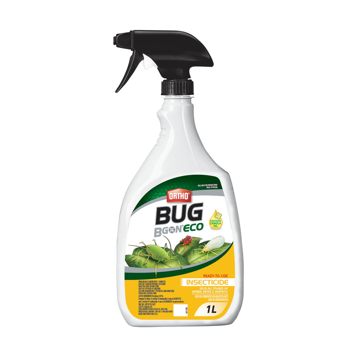 Insecticide - Bug B Gon - 1 L
