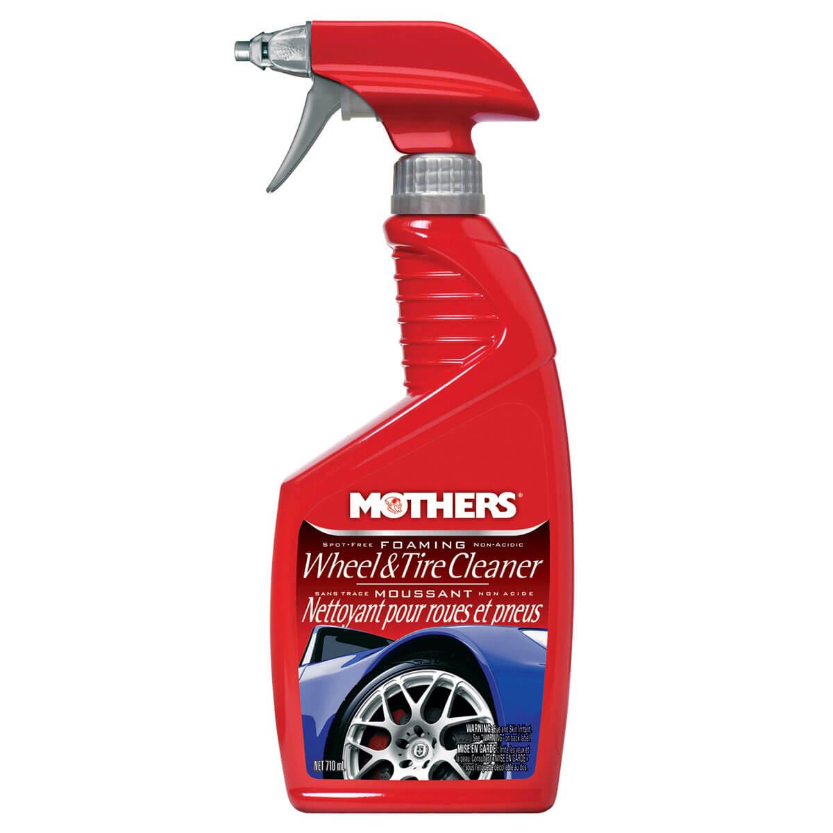 Foaming Wheel & Tire Cleaner - 24oz