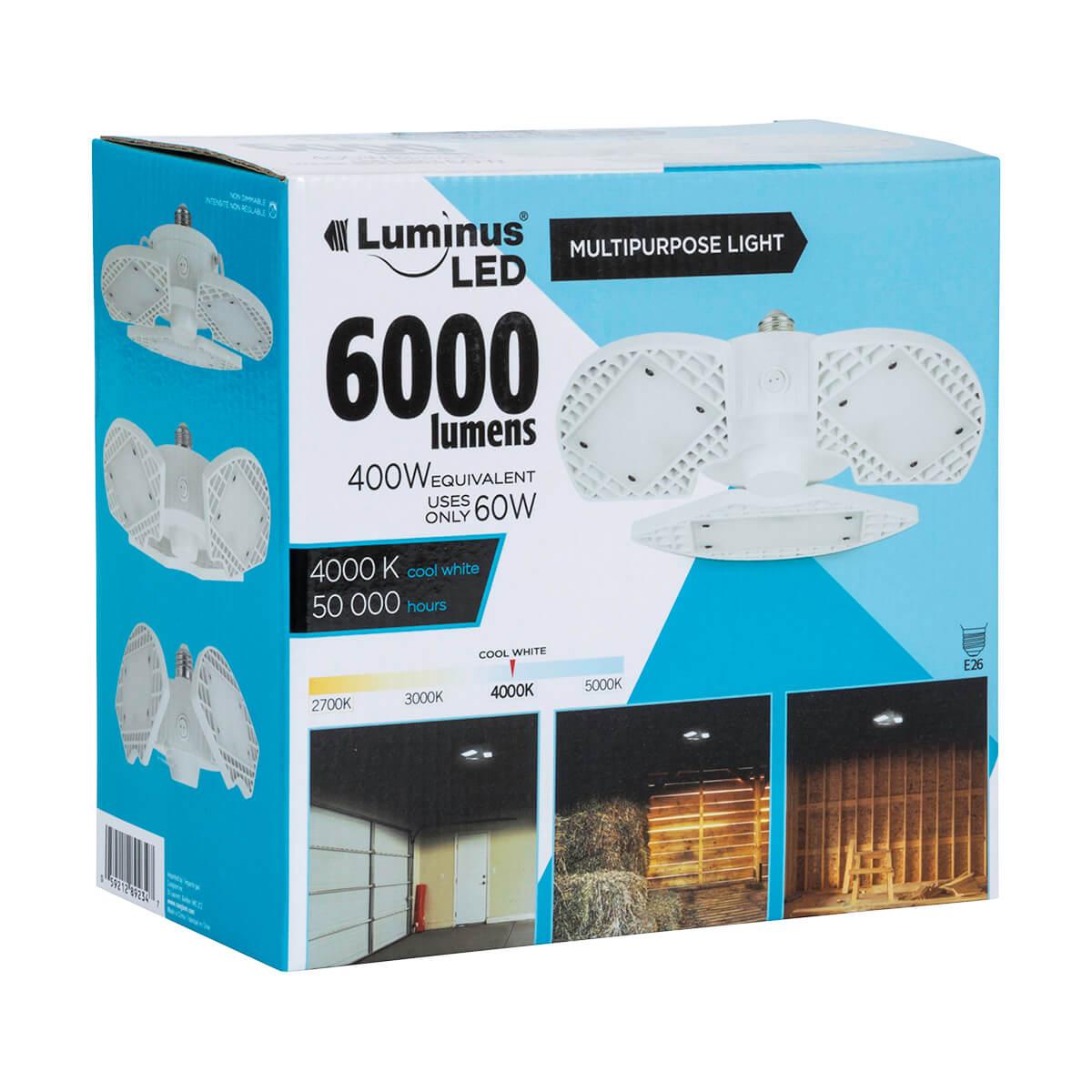 Multipurpose LED Light - 400W
