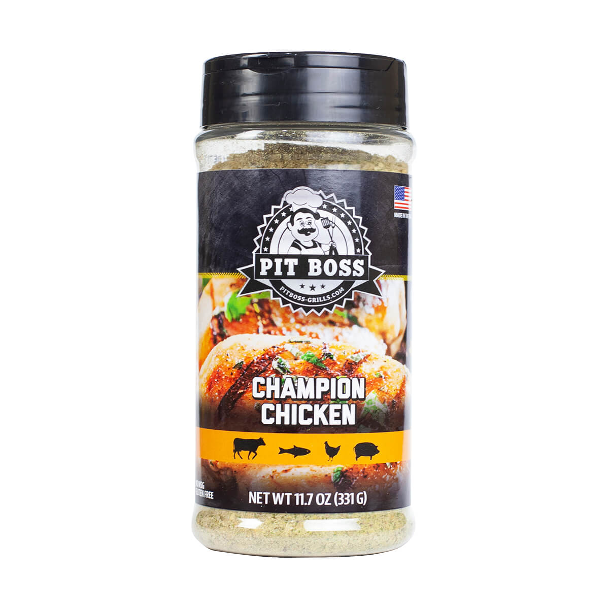 Champion Chicken Rub - 14.25 oz